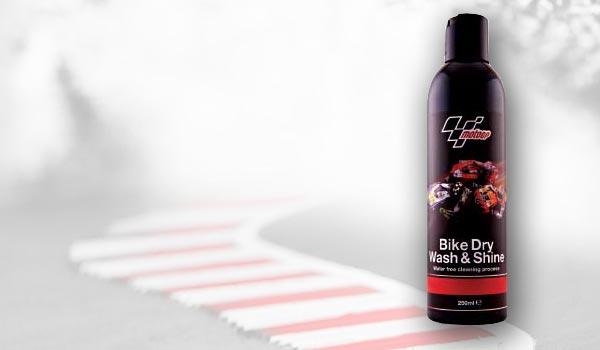 Bike Dry Wash & Shine