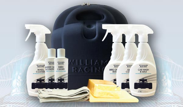 Williams after care bag - Hard, large