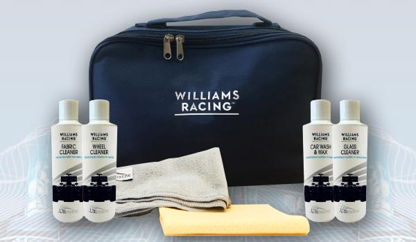 Williams after care bag - Small, soft